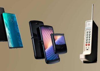 Motorola 48 años después de la primera llamada móvil, lograron la primera llamada con 5G