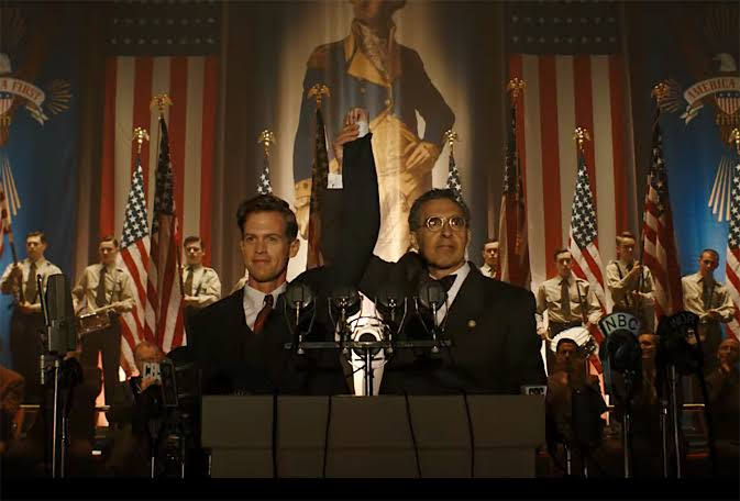 Narrativa y personajes Reseña La conjura contra América de HBO