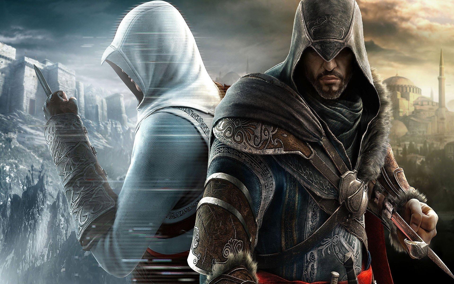 """Netflix confirma una serie de """"Assassins Creed"""" con Ubisoft a la cabeza peru"""