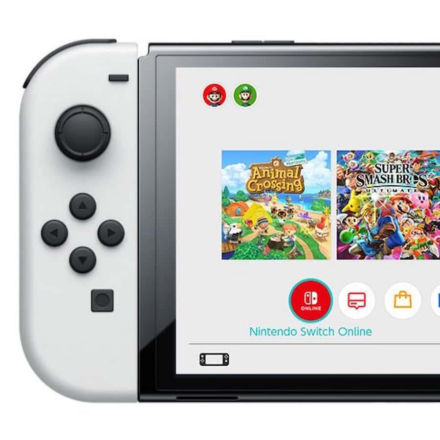 Nintendo Switch Oled es oficial fecha de lanzamiento y precio [Perú] controles