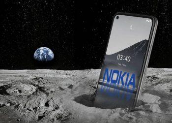 Nokia llevará 4g a la luna