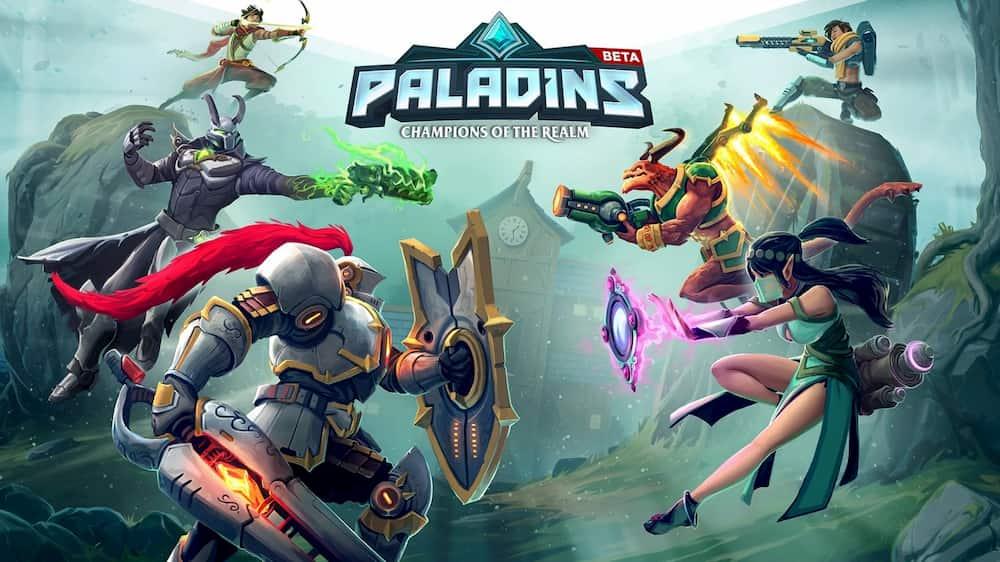 Paladins steam