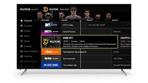 Pluto TV La nueva plataforma gratuita de películas y series por streaming peru interfaz