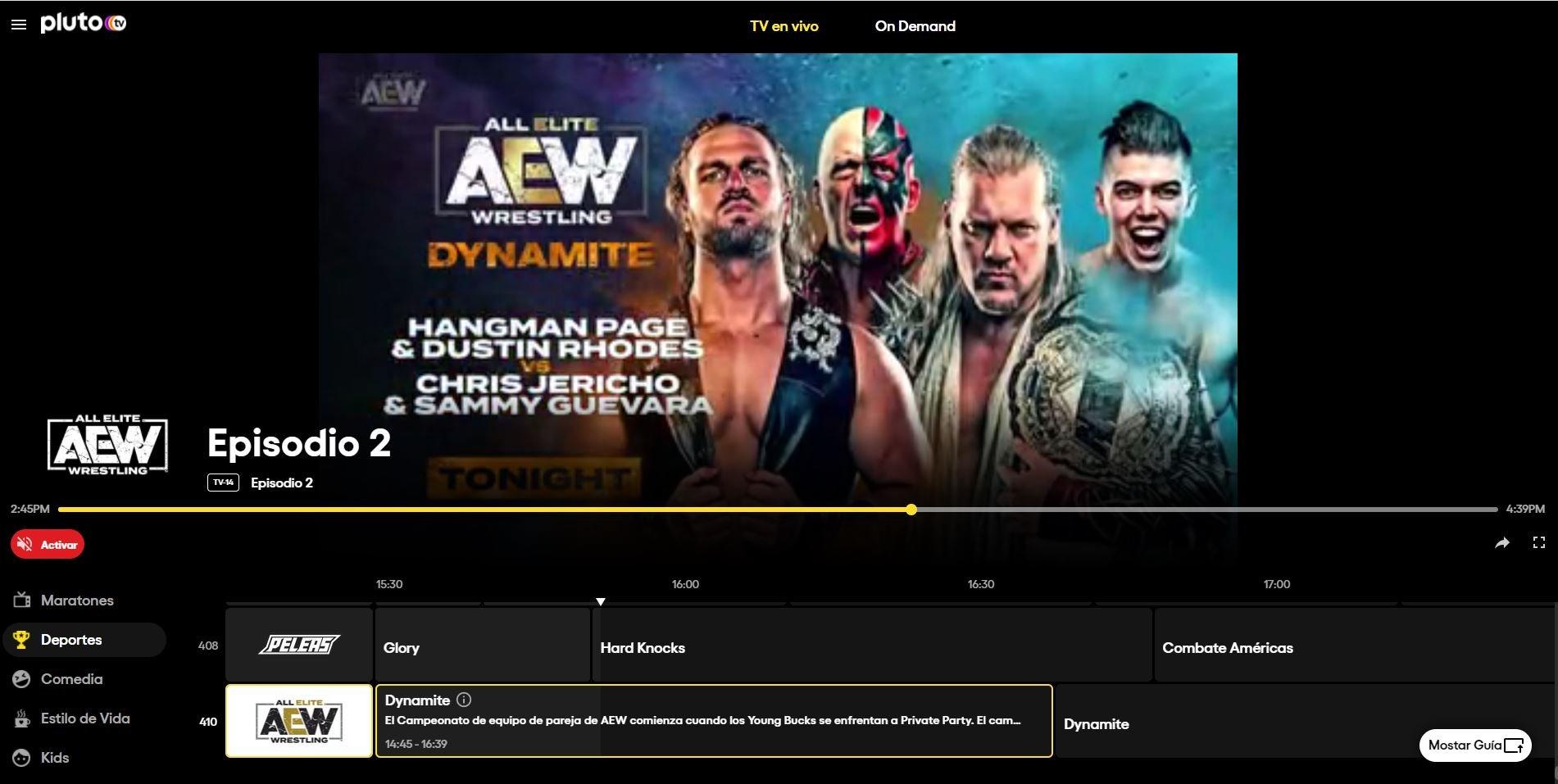 Pluto TV La nueva plataforma gratuita de películas y series por streaming peru