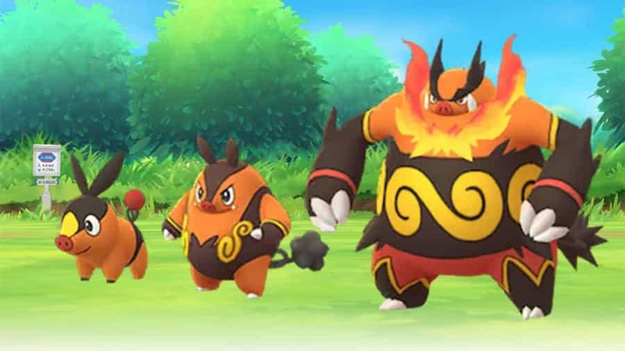 Pokémon Go Tepig será la estrella del #CommunityDay, conoce la fecha y bonos evolucion anillo igneo