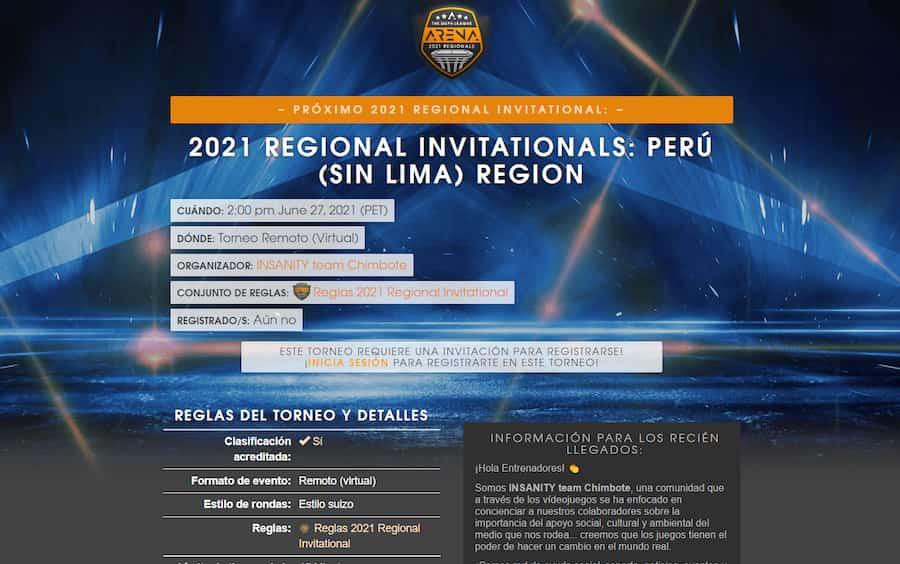 Pokémon Go Torneo regional será organizado por INSANITY Team de Chimbote peru