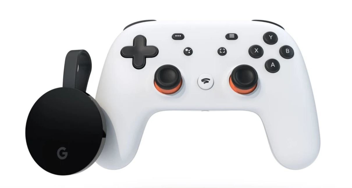 Puedes ejecutar juegos de Xbox en el nuevo Chromecast Sabrina stadia