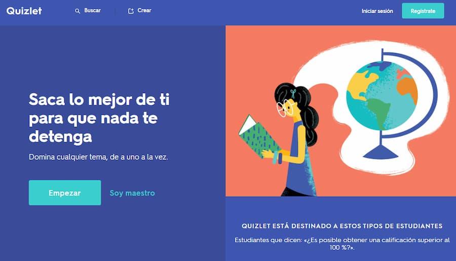 Quizlet Seis herramientas creativas para profesores