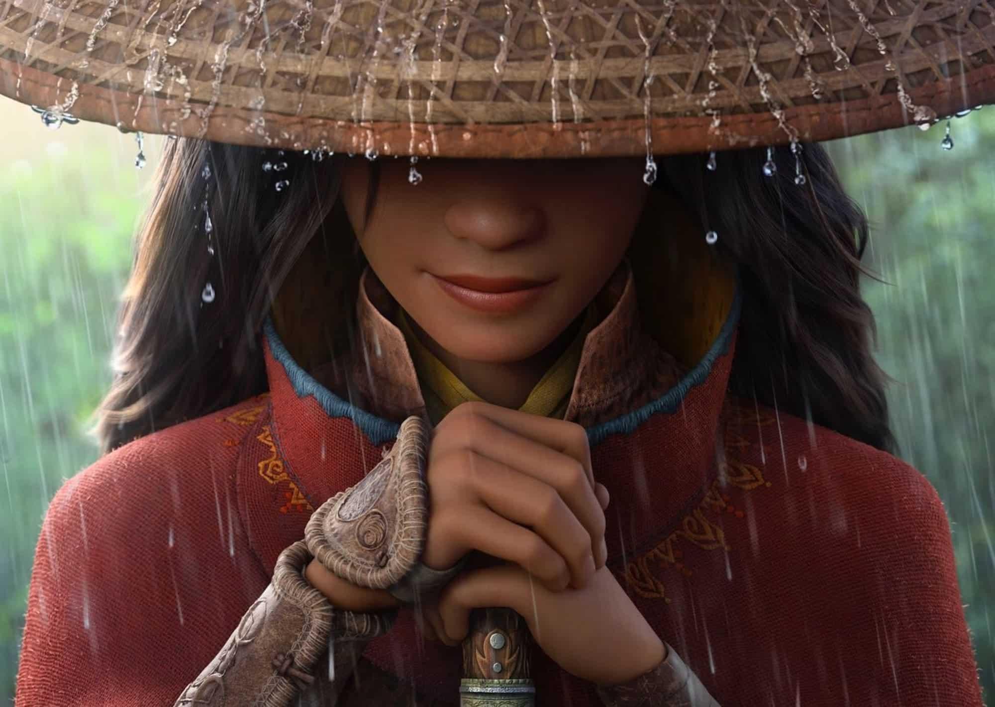 Raya and The Last Dragon, una nueva princesa Disney