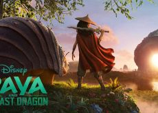 Raya and The Last Dragon, una nueva princesa Disney peru