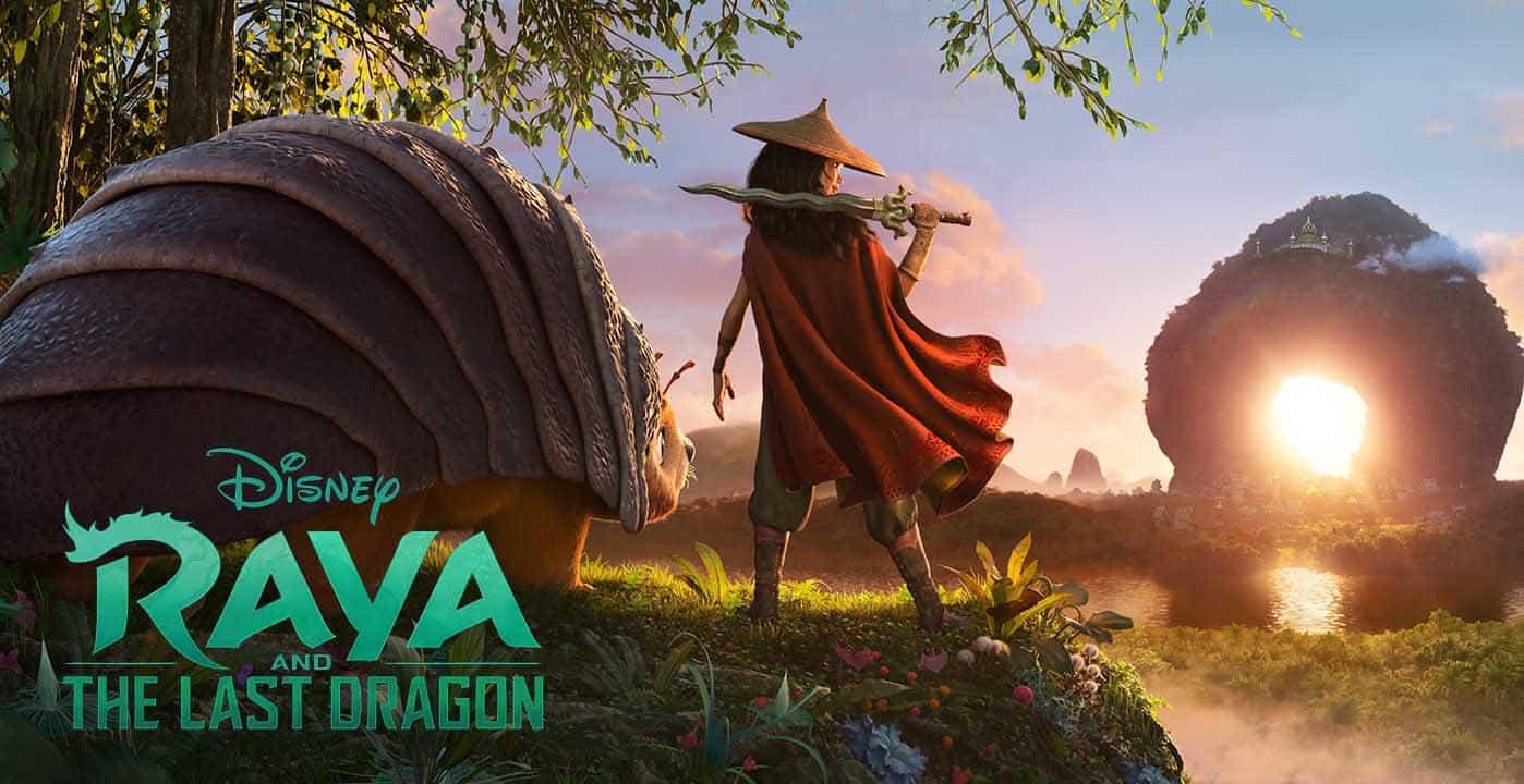 Raya and The Last Dragon, una nueva princesa Disney peru