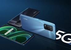 Realme 8 5G Un nuevo celular 5G con 5000 mAh de batería