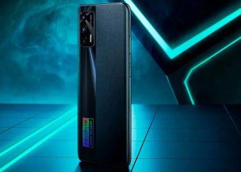 Realme GT Neo un celular 'gamer' con Pantalla AMOLED y procesador Mediatek