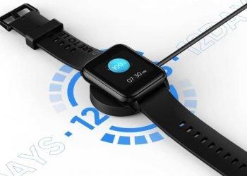 Realme Watch 2 Un smartwatch con oxímetro y lectura de ritmo cardíaco precio peru