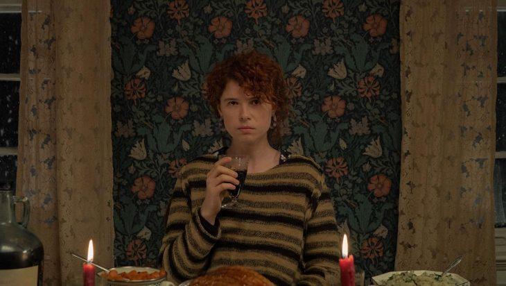 Reseña Pienso en el final, una película sobre la memoria emocional en Netflix