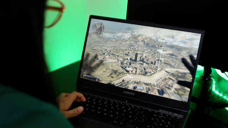 Reseña y análisis de la Lenovo Legion 5 con AMD Ryzen 5[Perú] juegos