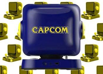 Retro Station la nueva consola Capcom con un nostálgico estilo retro (1)