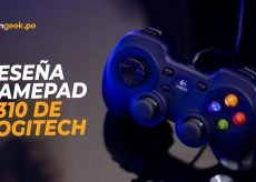 Review del Gamepad F310, un control económico de Logitech