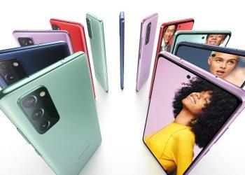 Samsung S20 FE El Smartphone con especificaciones de gama alta, con precio accesible