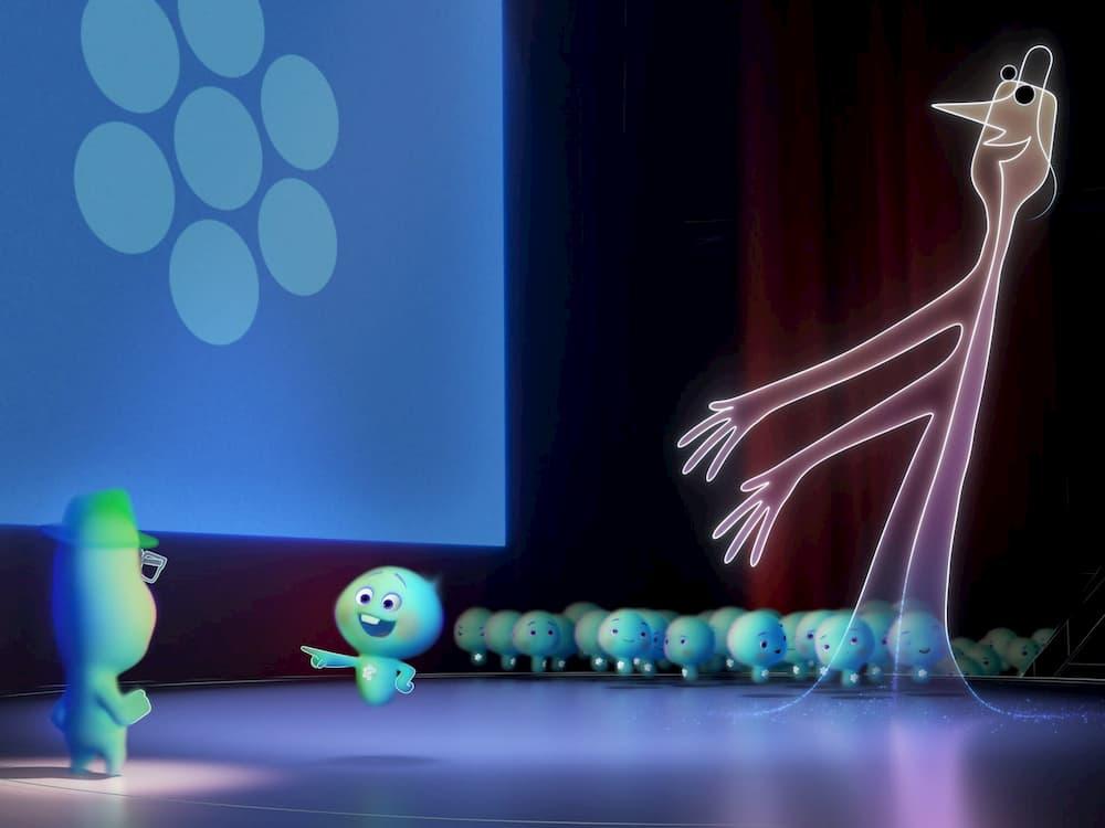 Soul El alma Pixar y un homenaje a la música Jazz peru