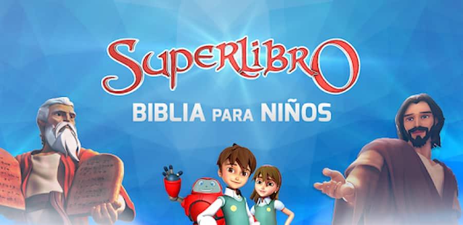 Super Libro Aplicacion cristianas para celulares