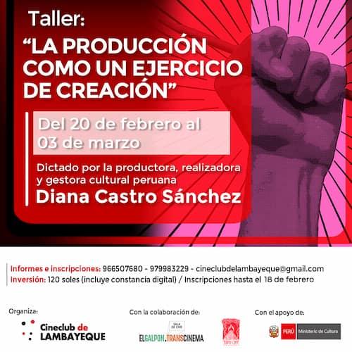 Cineclub Lambayeque Publicidad Chiclayo
