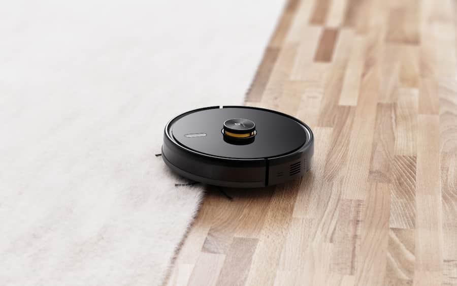 TechLife Robot Vacuum el primer robot aspirador de Realme peru