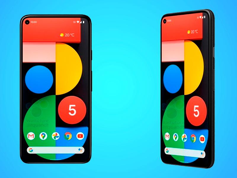 Todo lo que se sabe del Google Pixel 5 y 4a 5G smartphone
