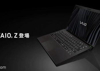 VAIO Z Sony trae una laptop con pantalla 4k y hecha de fibra de carbono