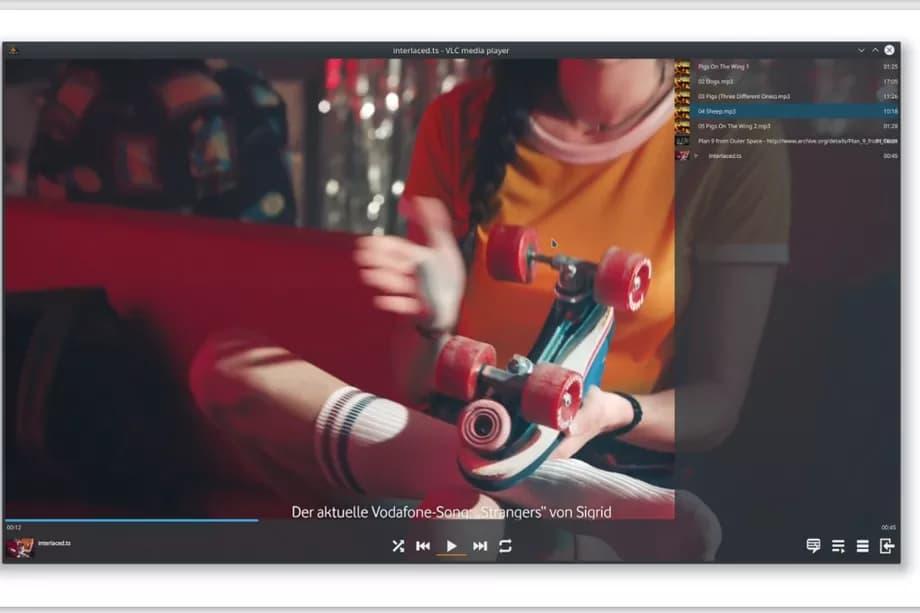 VLC 4.0 Trae una nueva interfaz Usuario y un reproductor web nuevo
