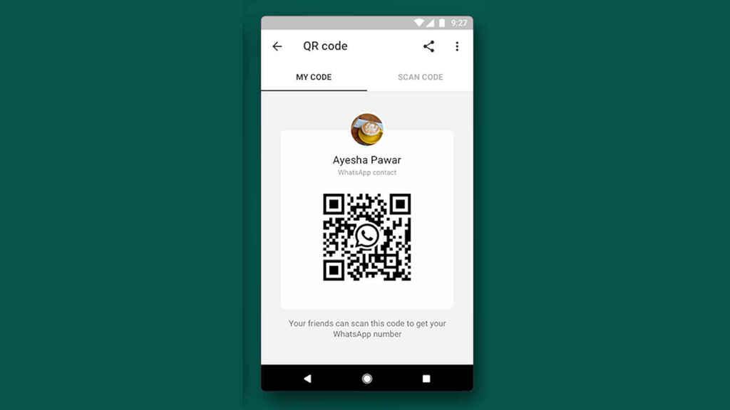 Whatsapp Business Codigo QR Peru