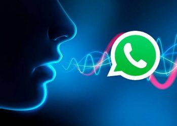 Whatsapp permite enviar mensajes con asistente de voz