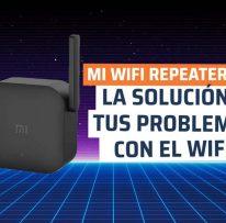 Xiaomi Mi WiFi Pro El repetidor de Wi-fi más barato en el mercado