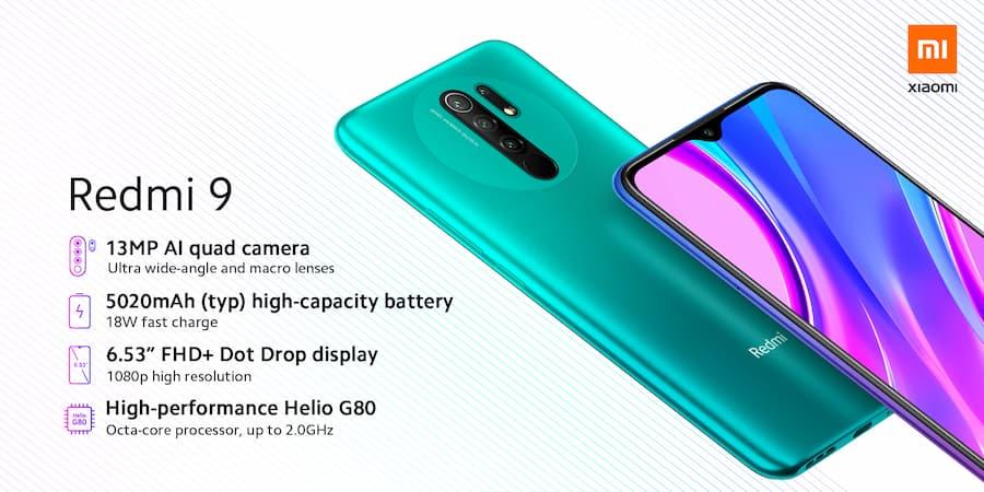 Xiaomi Redmi 9 caracteristicas y reseña