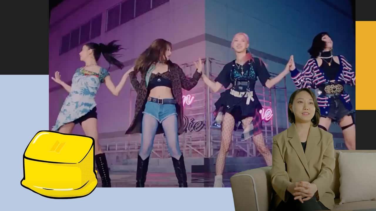 Youtube presentó su informe de cultura y tendencias del último año BTS