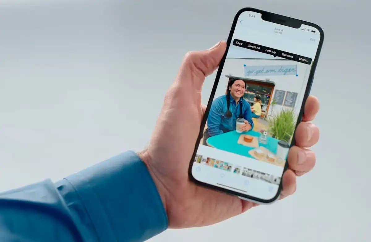 iOS 15 Conoce todo lo que trae el nuevo sistema operativo del iPhone gogle lent