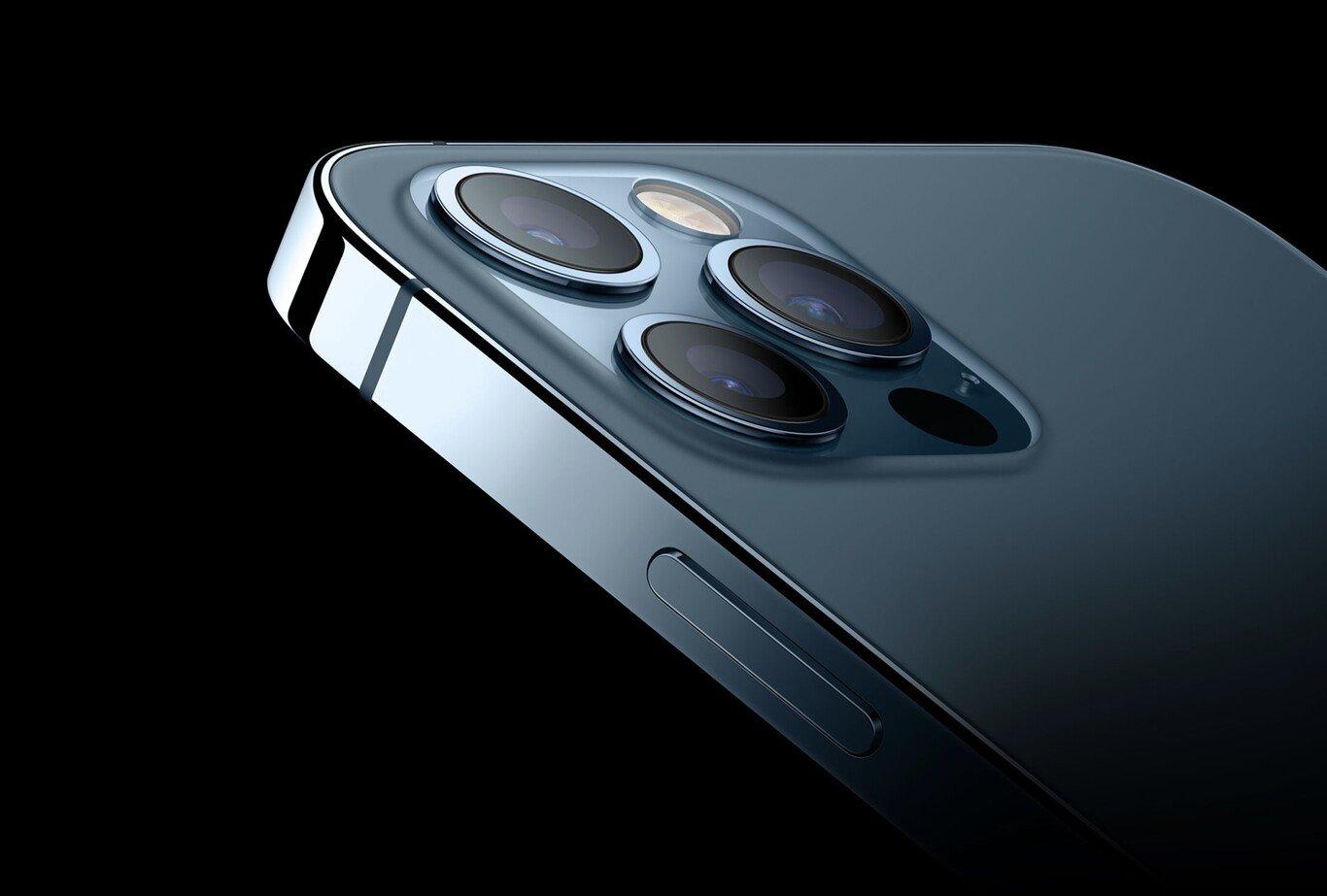 iPhone 12 Pro y Pro Max con fotografía ProRAW y grabación HDR con Dolby Vision camaras