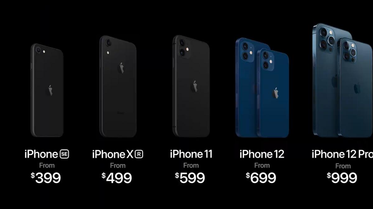 iPhone 12 Pro y Pro Max con fotografía ProRAW y grabación HDR con Dolby Vision precio