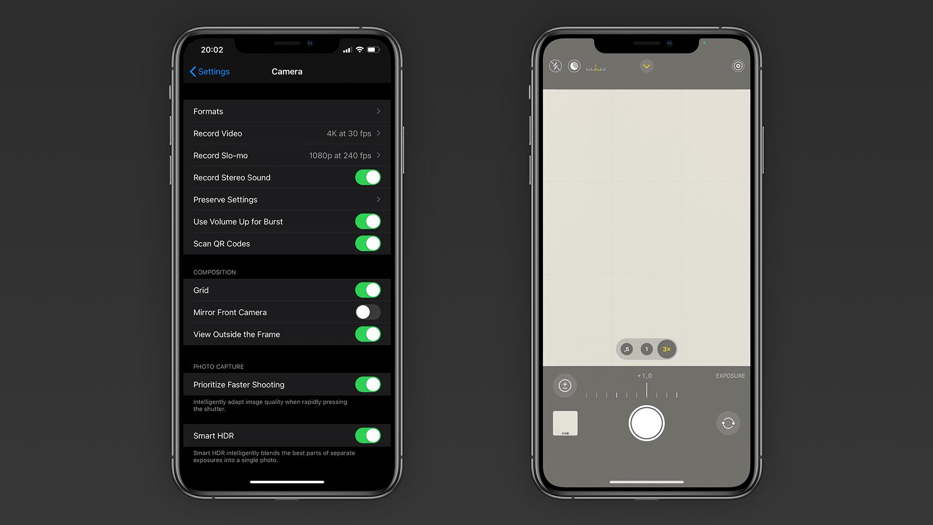 Las principales novedades del iOS14  noche