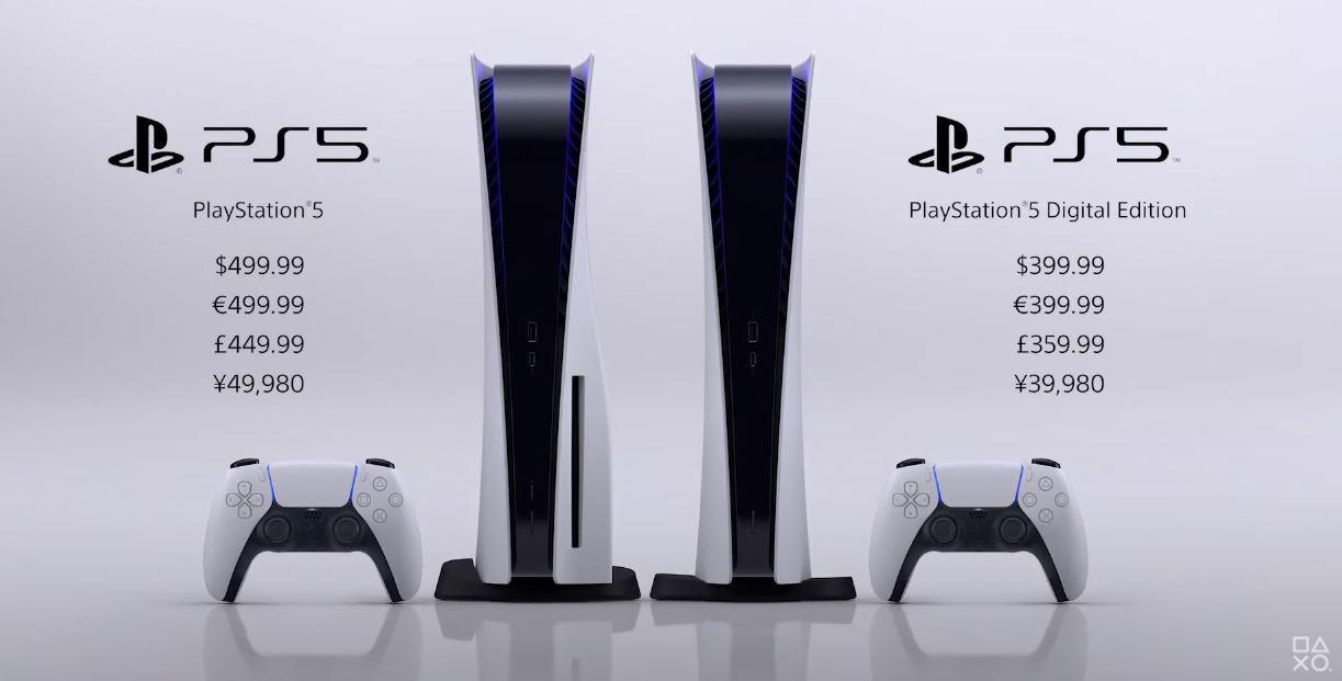 Todos los juegos anunciados para la PlayStation 5  precio