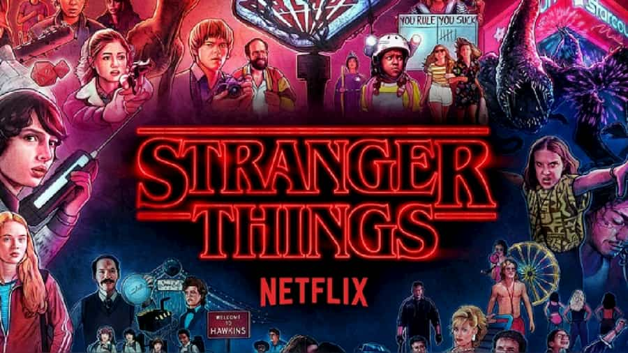 stranger thing mejores series completas netflix