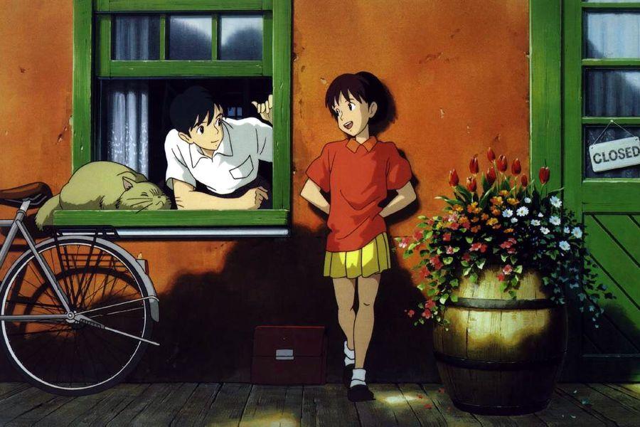 susurros Studio Ghibli